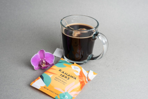 single serve coffee pack