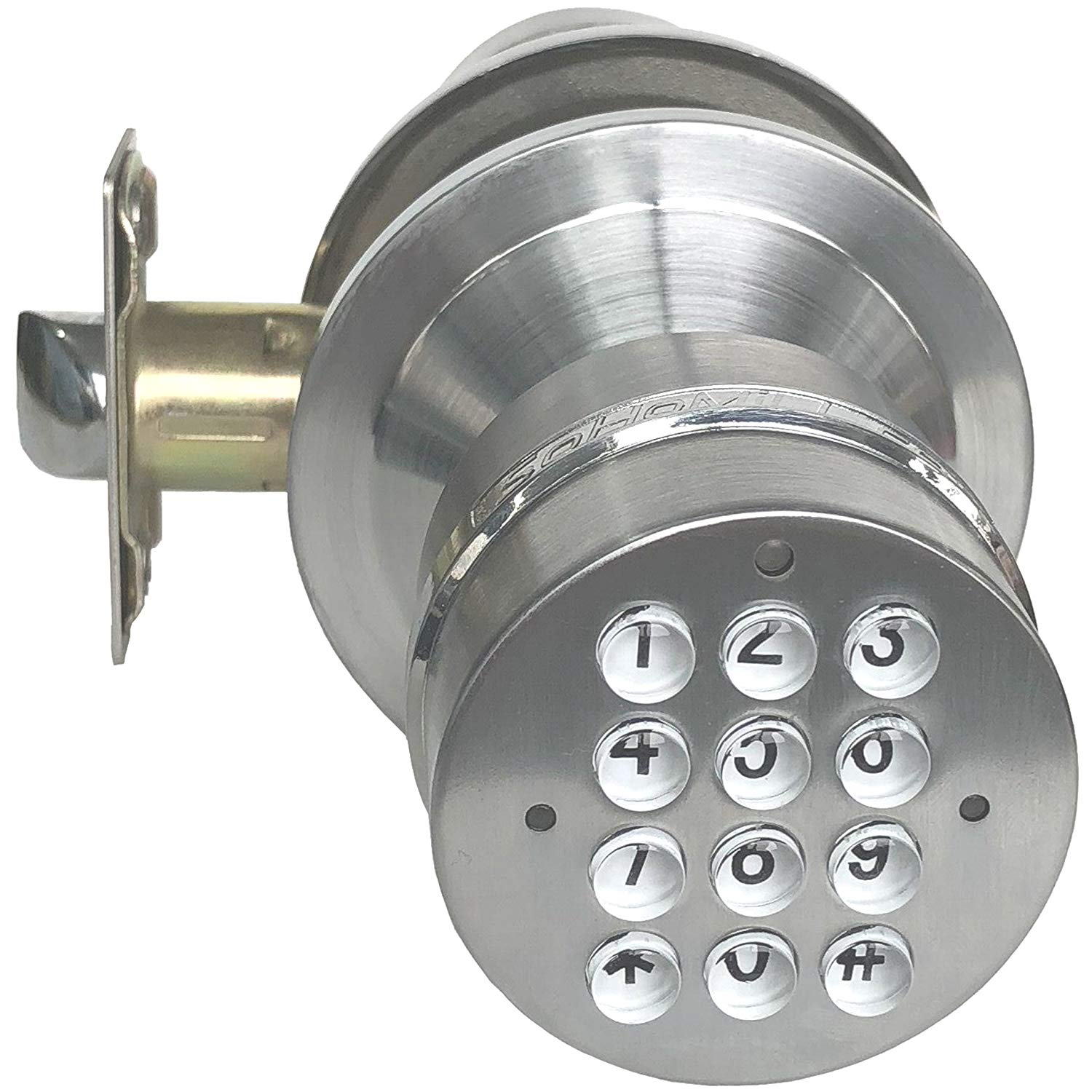 SoHoMill Door Lock