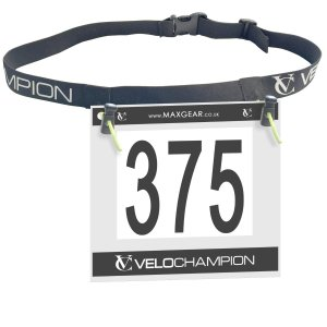 triathlon training number belt