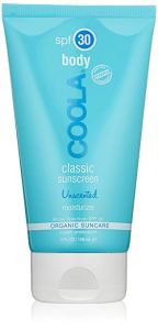 triathlon training coola sunscreen
