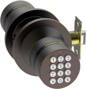 turbolock electronic door lock