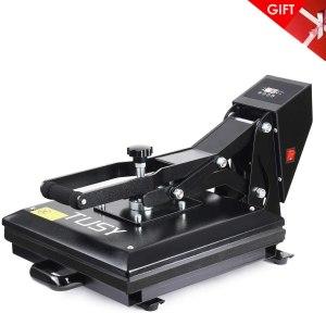 TUSY heat press machine, screen printing machine