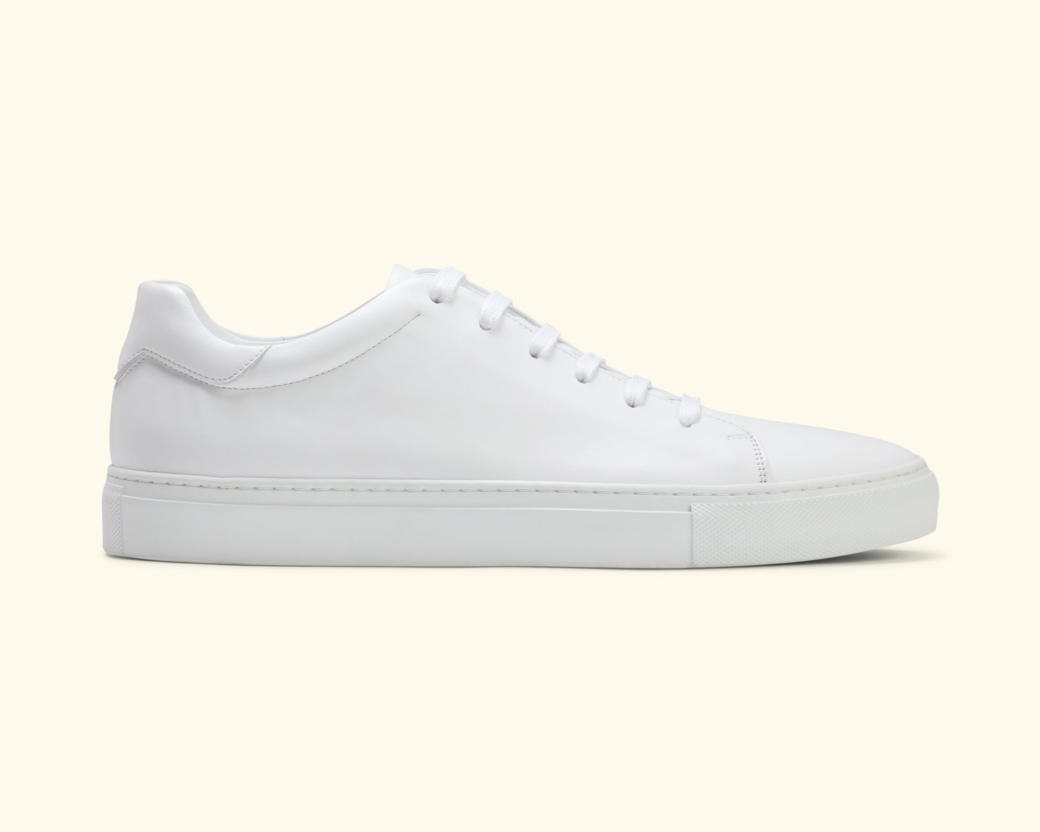 White Sneaker Common Projects Alternative