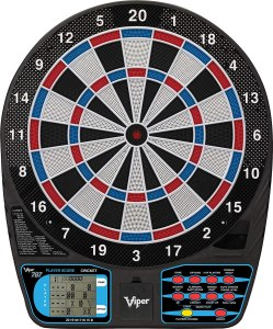 electronic dart boards viper 787