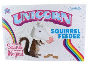 weirdest things on amazon unicorn squirrel feeder