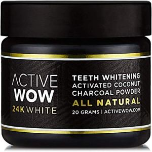 teeth whitening at home charcoal