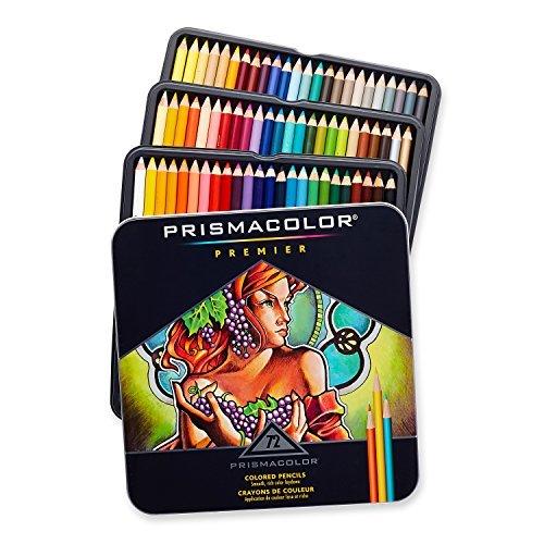Colored Pencils Prismacolor