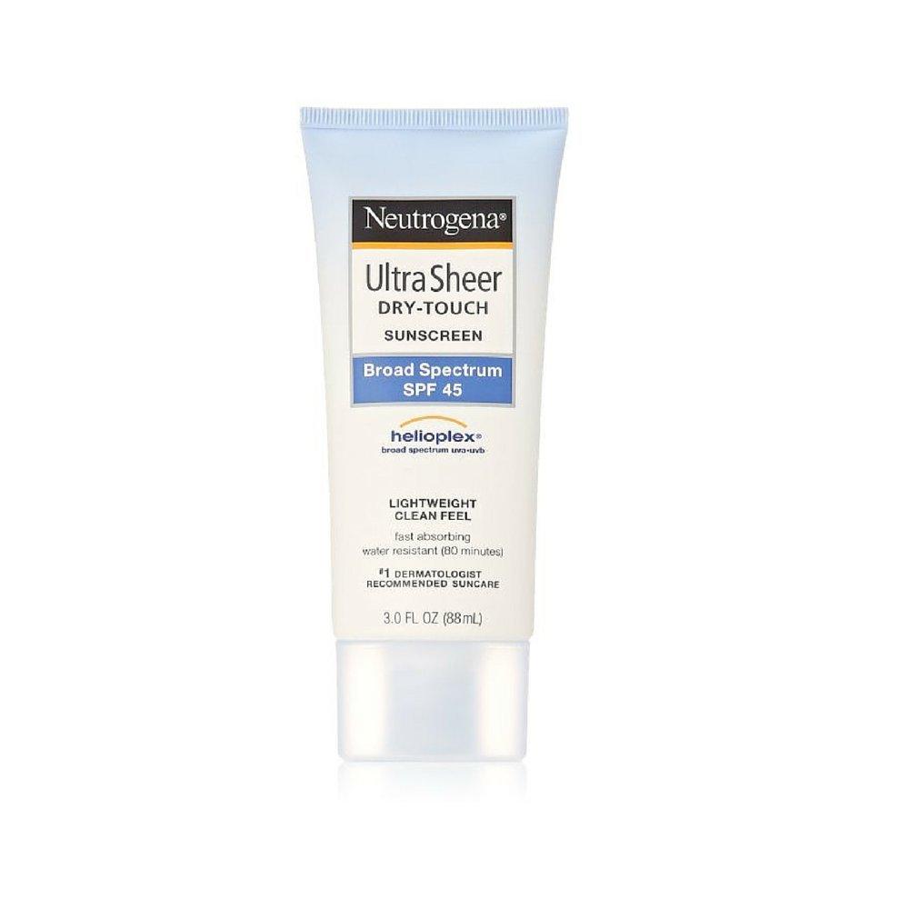 Sunscreen Sensitive Skin Neutrogena