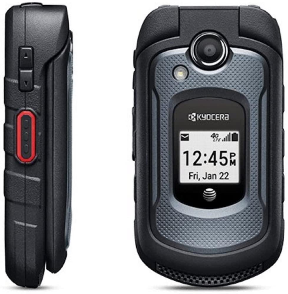 Kyocera DuraXE Rugged Flip Phone