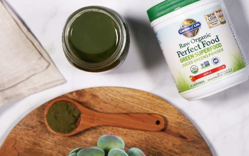 best green superfood powders