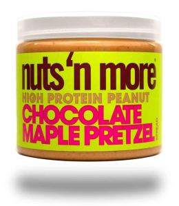 Peanut Butter Healthy Nuts N More
