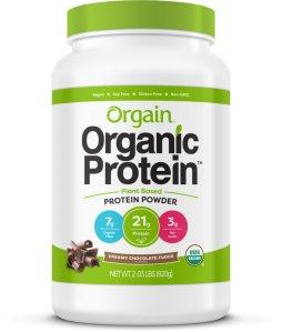 Protein Powder Organic Orgain