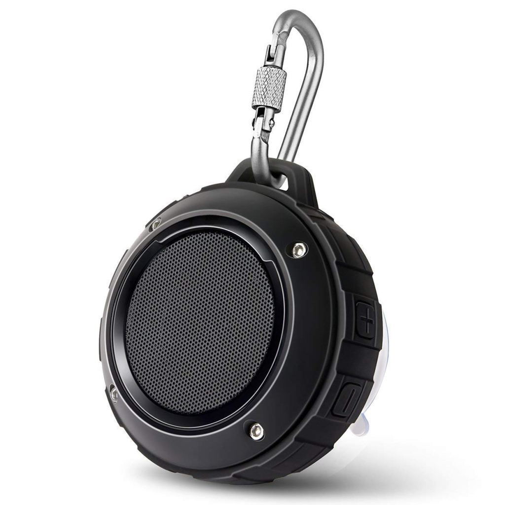 bluetooth mini portable speaker with keychain