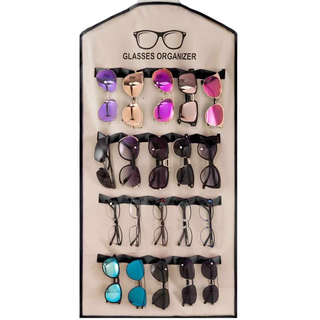 Sunglasses Storage Rack