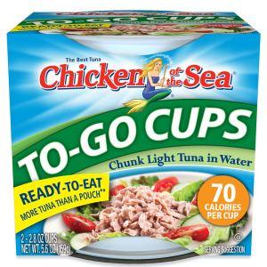 tuna cups snacks