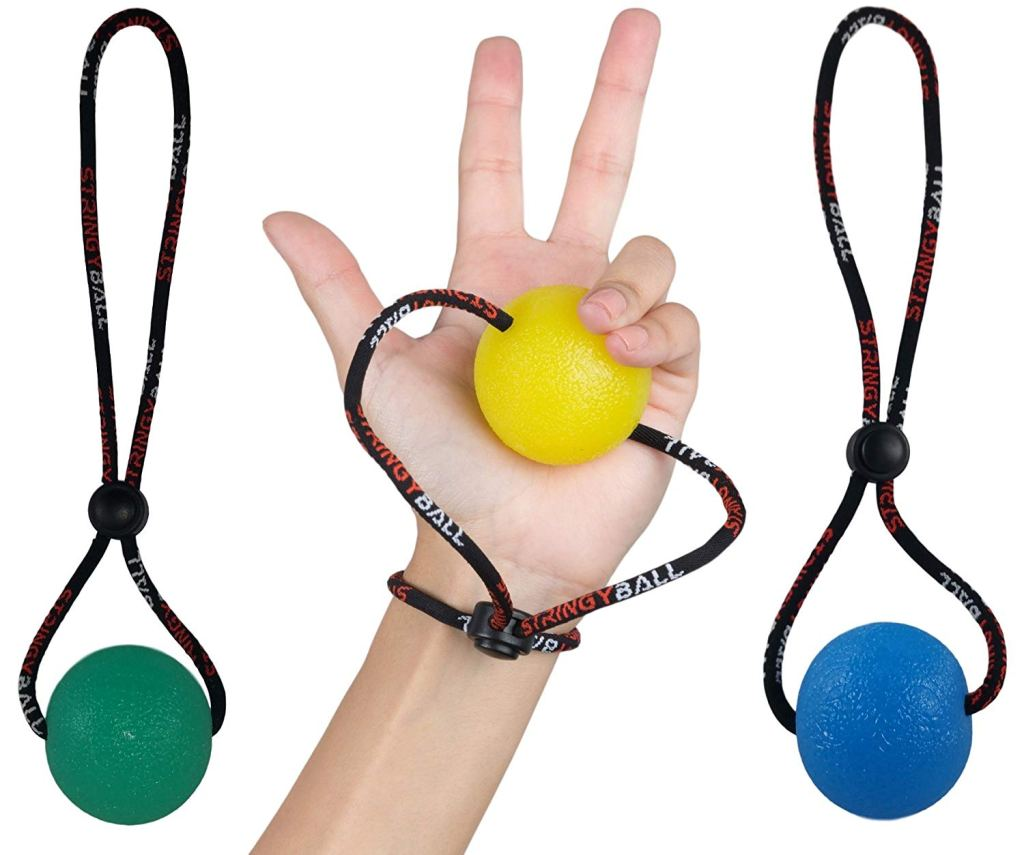 StringyBall Stress Balls