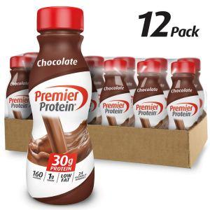 Protein Shake Premier Chocolate