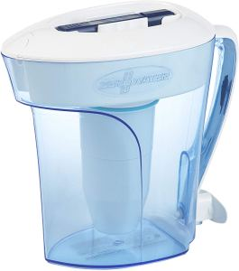 water filter pitcher zerowater