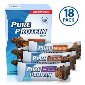 Protein Bars Pure Chocolate