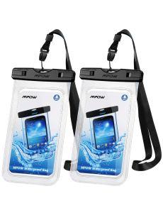 Universal Waterproof Phone Case mpow