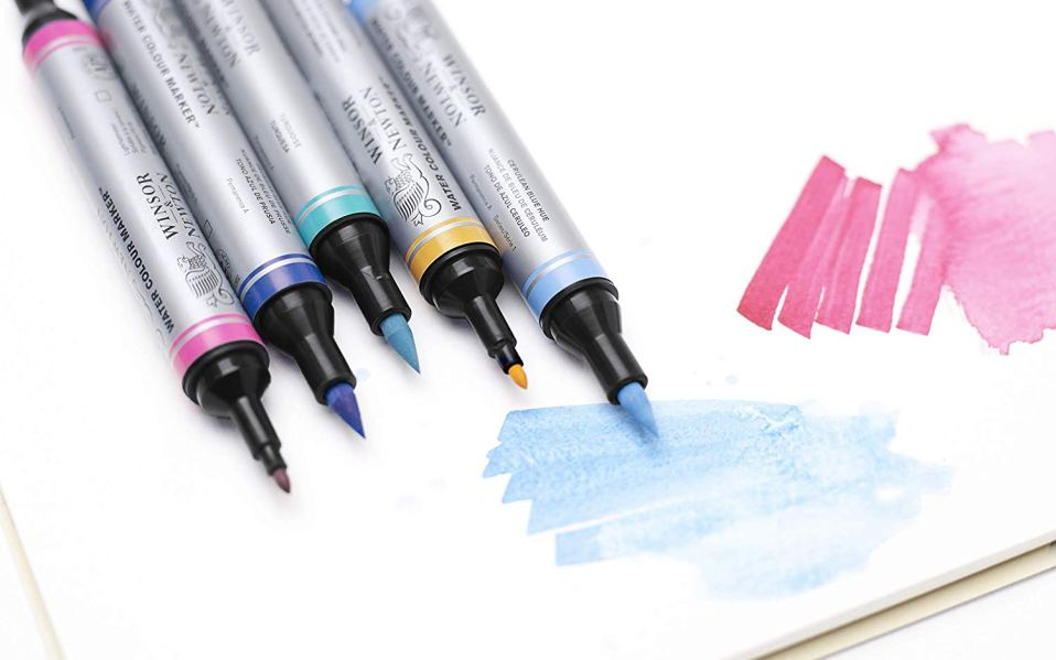 best watercolor markers