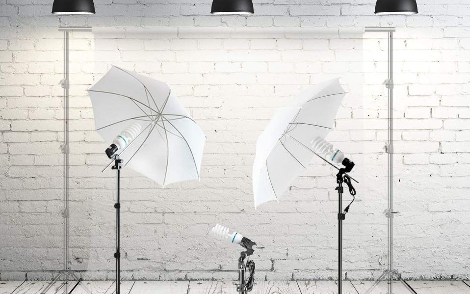 Camera Studio Lighting Kits