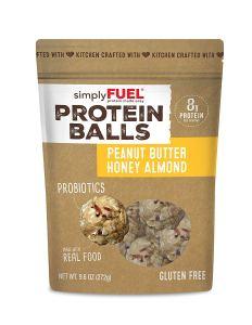 Protein Balls Peanut Butter