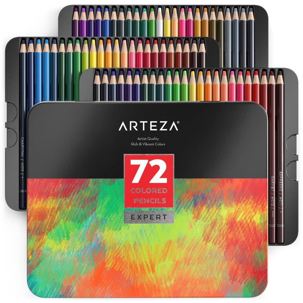 Colored Pencils Arteza