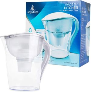 water filter pitcher AquaBliss