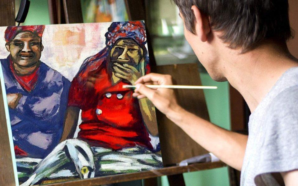 best painting canvas