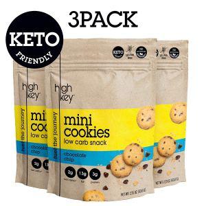 Mini Cookies Healthy Protein