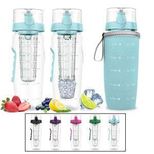 Fruit Infuser Water Bottle Bevgo