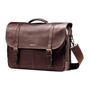 Brown Messenger Bag Laptop