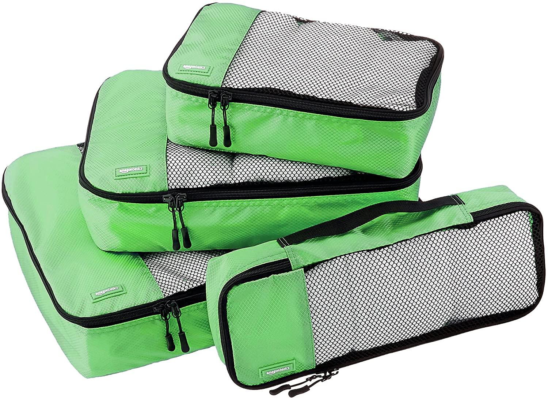 amazon basics packing cubes
