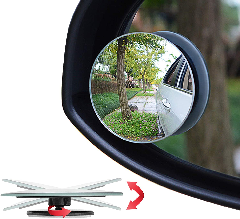 Ampper Blind Spot Mirror; best car accessories