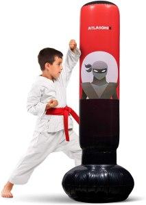 atlasonix punching bag
