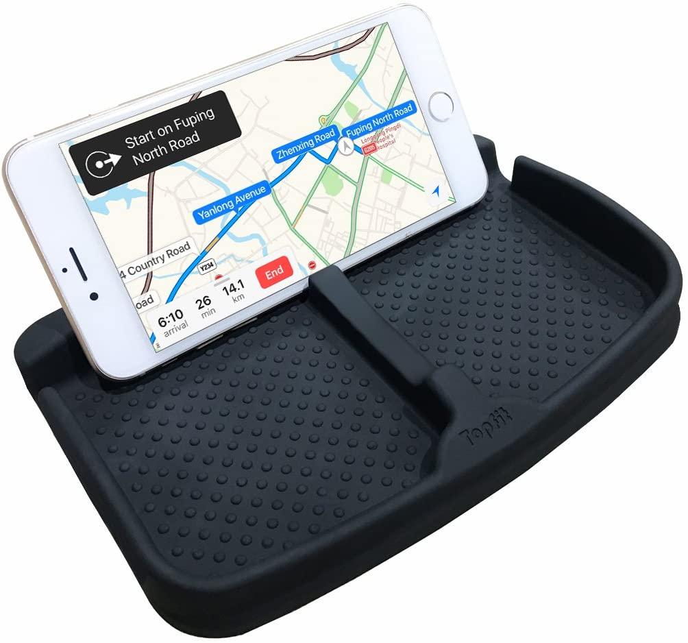 BMZX Anti-Slip Cell Phone Pad for Car Dashboard