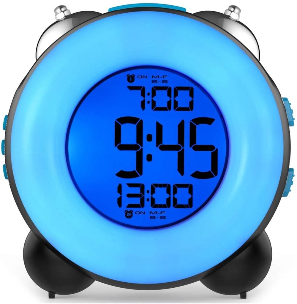 Banne Loud Alarm Clock for Heavy Sleepers