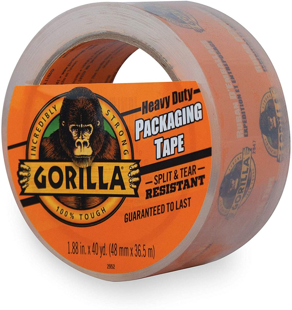 Gorilla Large Core Packaging Tape