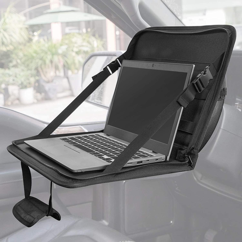 Joytutus Car Eating and Laptop Steering Wheel Desk; best car accessories