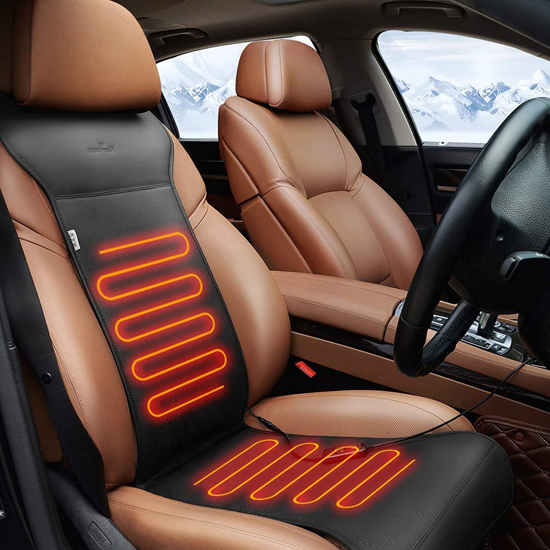Kingleting Warmer Seat Cushion; best car accessories