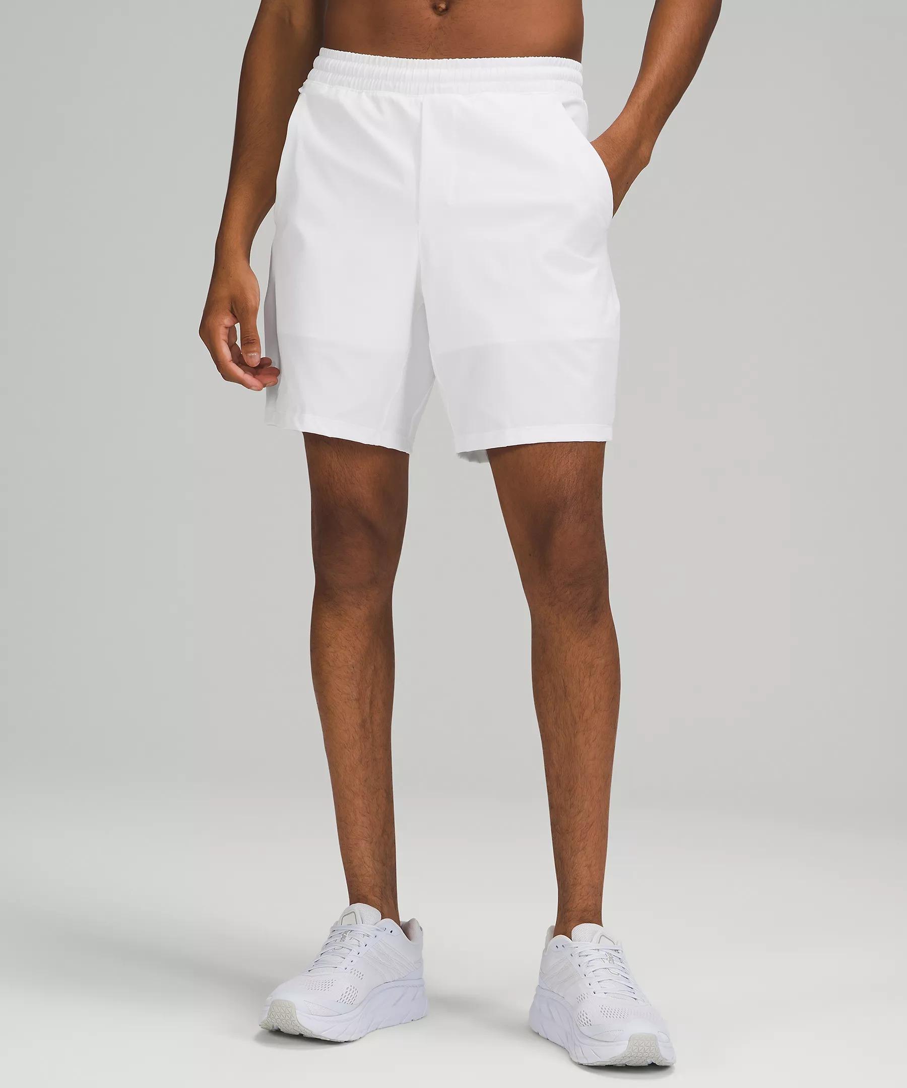 """Lululemon Pace Breaker Short 7"""" Liner, Best Tennis Shorts"""