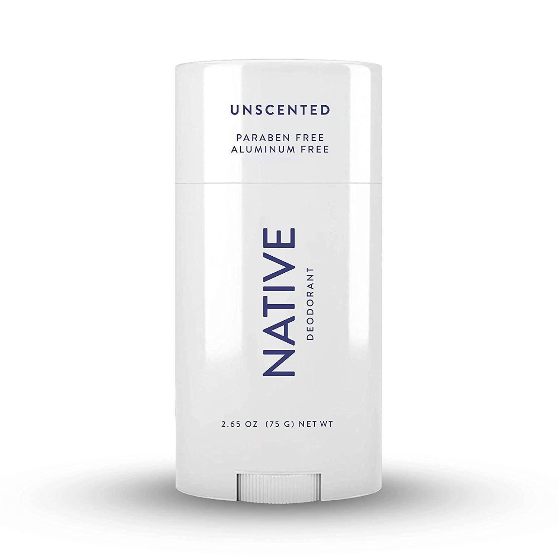 Native usncented deodorant