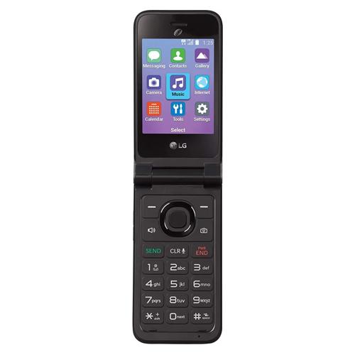 Alcatel MyFlip 4G - Best Flip Phones