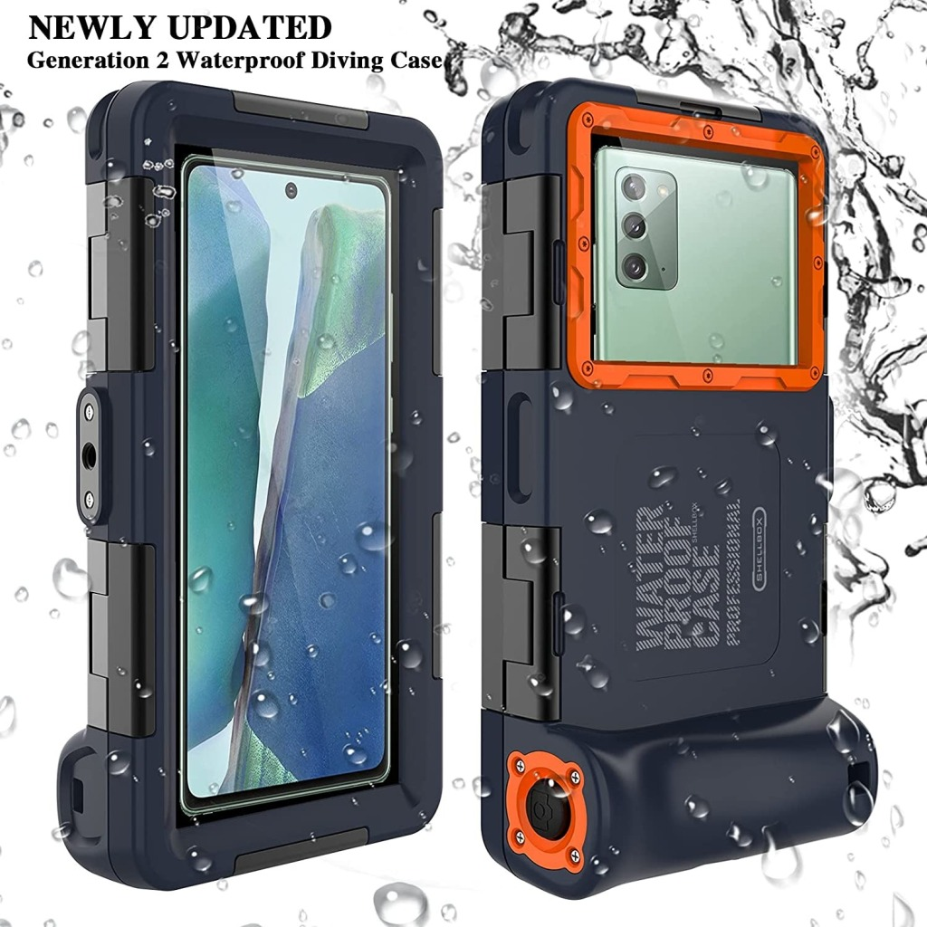 Willbox Professional Waterproof Protective Case Second Generation