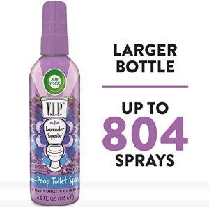air wick bathroom spray