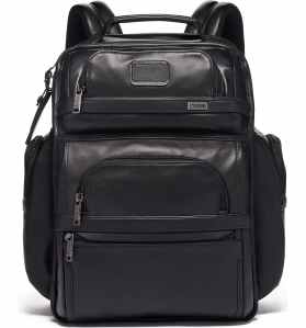 Leather Backpack Travel Laptop