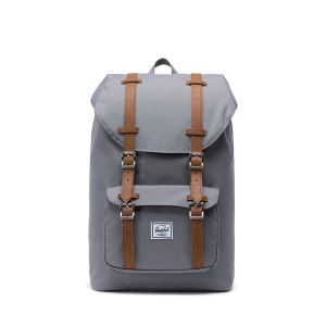 best college backpacks - grey herschel backpack