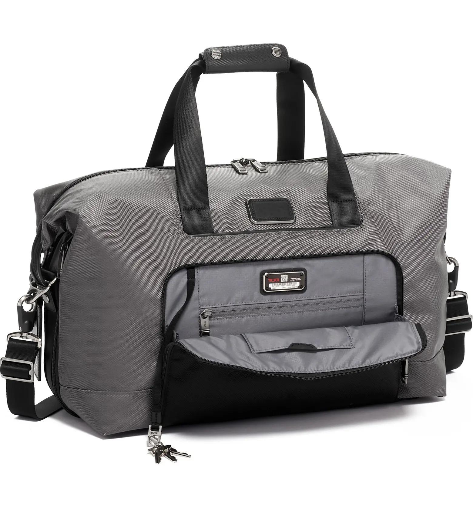 Tumi Alpha 3 Expansion Duffel Bag