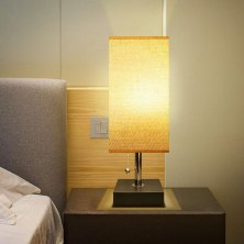 buy one of these bedside lamps and add class to your bedroom